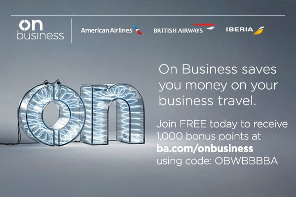 On Business Saves You Money on Your Business Travel